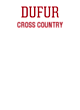 Dufur Champion Heritage Jersey Tee