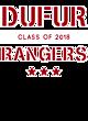 Dufur Womens Sport Tek Heavyweight Hooded Sweatshirt