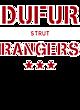 Dufur Ladies Tri-Blend Wicking Draft Hoodie Tank