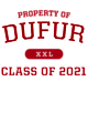Dufur Fan Favorite Heavyweight Hooded Unisex Sweatshirt