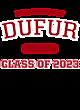 Dufur Tri-Blend Wicking Fleece Hooded Pullover