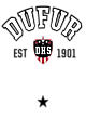 Dufur Tech Fleece Hooded Unisex Sweatshirt