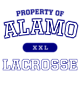 Alamo Youth Competitor Hooded Pullover