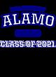Alamo Sport-Wick Heather Fleece Hooded Pullover