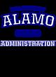 Alamo Tri-Blend Wicking Short Sleeve Hoodie