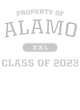 Alamo Holloway Electrify Heathered Performance Shirt