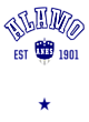 Alamo Womens Sport Tek Heavyweight Hooded Sweatshirt