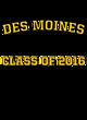 Des Moines Sport Tek Sleeveless Competitor T-shirt