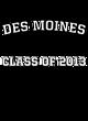 Des Moines Holloway Ladies Advocate Shirt