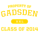 Gadsden Youth Ultimate Performance T-shirt