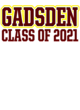 Gadsden Bella+Canvas Women's Tri-Blend Racerback Tank
