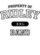 Ridley Comfort Colors Heavyweight Ring Spun Tee
