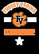 Fuquay-Varina New Era French Terry Crew Neck Sweatshirt