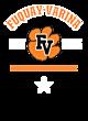 Fuquay-Varina Heathered Short Sleeve Performance T-shirt