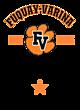 Fuquay-Varina Womens Ultimate Performance V-Neck T-shirt