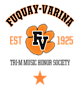 Fuquay-Varina Adult Baseball T-Shirt