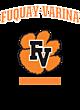 Fuquay-Varina Sport-Wick Heather Fleece Hooded Pullover