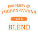 Fuquay-Varina New Era French Terry Crew Neck Sweatshirt