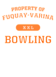 Fuquay-Varina Fan Favorite Heavyweight Hooded Unisex Sweatshirt
