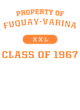 Fuquay-Varina Adult Competitor T-shirt
