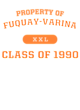 Fuquay-Varina Youth Cutter Jersey