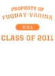 Fuquay-Varina Long Sleeve Competitor Cotton Touch Training Shirt