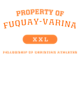 Fuquay-Varina Classic Fit Heavy Weight Long Sleeve T-shirt