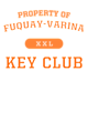 Fuquay-Varina Kinergy Two Color Long Sleeve Raglan T-Shirt