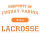 Fuquay-Varina New Era Tri-Blend Pullover Hooded T-Shirt