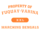 Fuquay-Varina Ladies Competitor Cotton Touch Training T-shirt