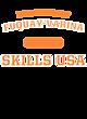 Fuquay-Varina Ladies Tri-Blend Performance T-Shirt
