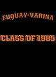 Fuquay-Varina Bella+Canvas Women's Triblend Racerback Tank