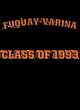 Fuquay-Varina Holloway Prospect Unisex Hooded Sweatshirt