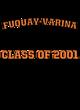 Fuquay-Varina Adult Tri-Blend T-Shirt