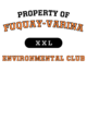 Fuquay-Varina Tri-Blend Performance Wicking T-Shirt