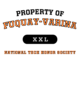 Fuquay-Varina Youth Classic Fit Heavyweight T-shirt