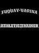Fuquay-Varina Holloway Electrify Heathered Performance Shirt