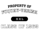 Fuquay-Varina Ladies LS Attain Wicking Performance Shirt