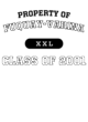 Fuquay-Varina Lightweight Hooded Unisex Sweatshirt