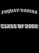 Fuquay-Varina Ladies Long Sleeve Fanatic T-Shirt