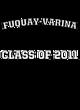 Fuquay-Varina Hyperform Compression Long Sleeve Shirt