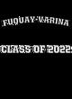 Fuquay-Varina Womens Holloway Heather Electrify Perform Shirt