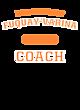 Fuquay-Varina Womens Holloway Heather Electrify V-Neck Shirt