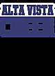 Alta Vista New Era Tri-Blend Pullover Hooded T-Shirt