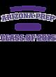 Arizona Prep Holloway Electrify Long Sleeve Performance Shirt