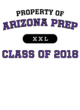 Arizona Prep Sport-Tek Youth Posi-UV Pro Tee
