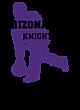 Arizona Prep Holloway Electron Long Sleeve Performance Shirt