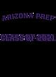 Arizona Prep Hex 2.0 Long Sleeve T-Shirt