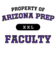 Arizona Prep Ladies' Posi-UV Pro Scoop Neck Tee