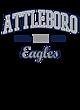 Attleboro Allmade Ladies' Long-Sleeve Tri-Blend Tee